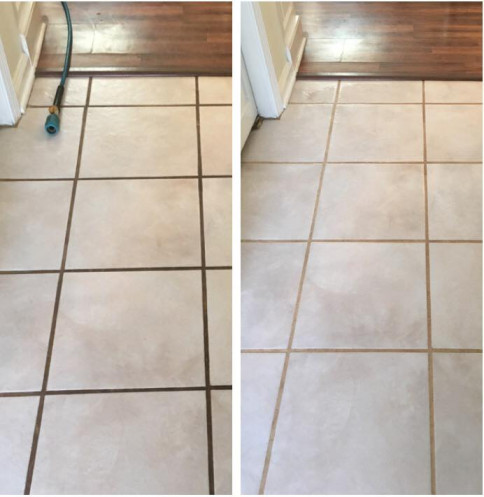 Grout cleaning, Yardley PA
